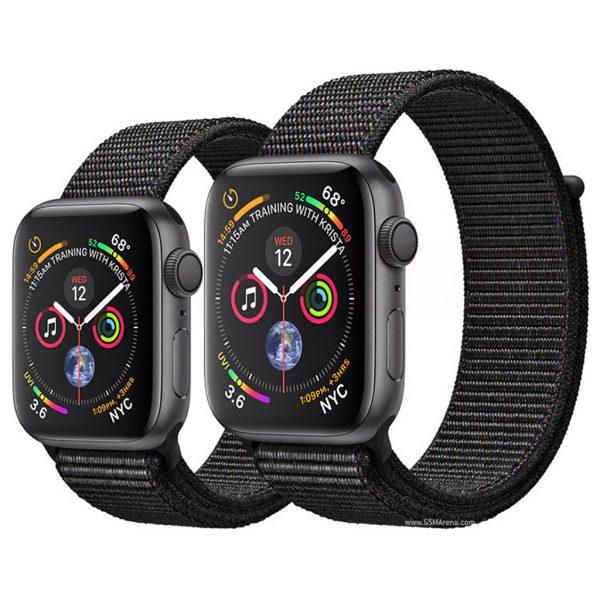 Apple Watch Series 4 1 1 600x600 - ساعت هوشمند اپل واچ مدل ۴۴mm Series 4 Aluminum