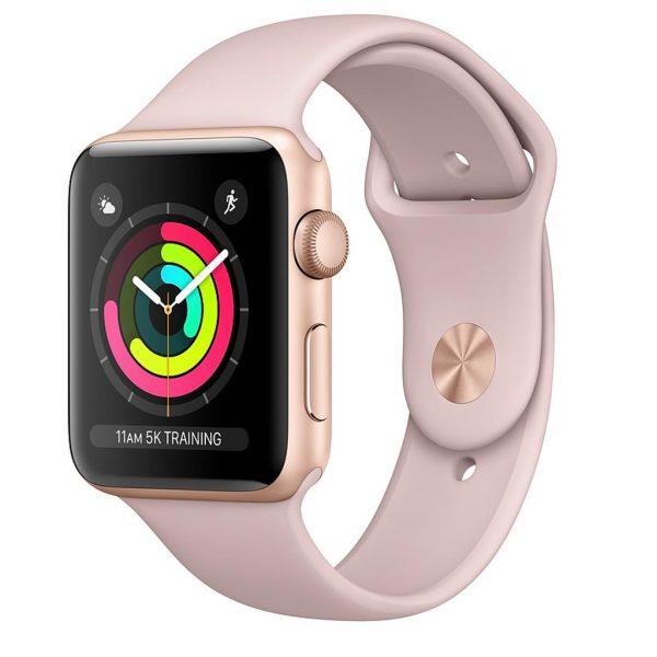 Apple watch series3 42mm 4 600x600 - ساعت هوشمند اپل واچ مدل ۴۲mm Series 3 Aluminum