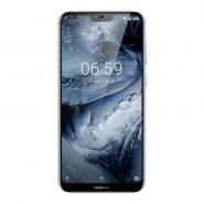 گوشی موبایل نوکیا ۶٫۱ پلاس (Nokia X6) ظرفیت ۶۴ گیگابایت
