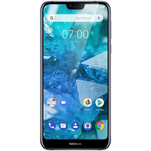 گوشی موبایل نوکیا ۷٫۱ ظرفیت ۶۴ گیگابایت