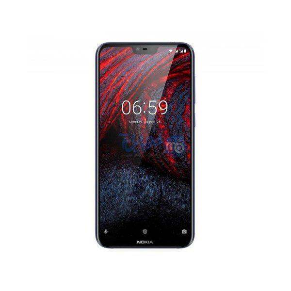 Slide1 45 600x600 - گوشی موبایل نوکیا ۶٫۱ پلاس ظرفیت ۶۴ گیگابایت