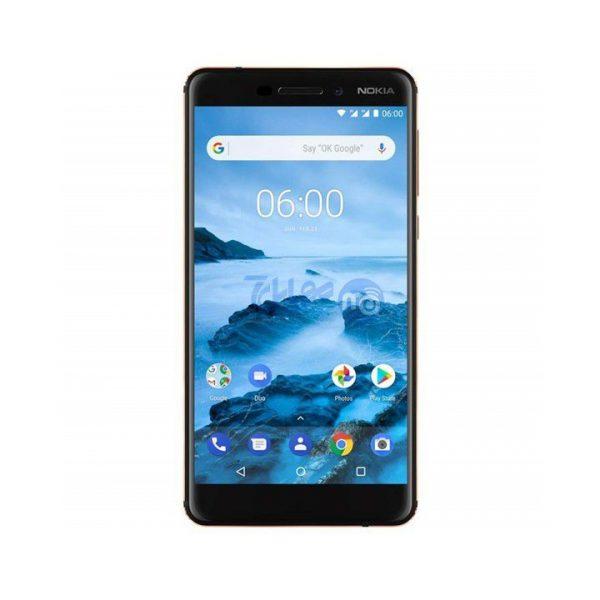 Slide1 46 600x600 - گوشی موبایل نوکیا ۶ مدل ۲۰۱۸ ظرفیت ۳۲ گیگابایت