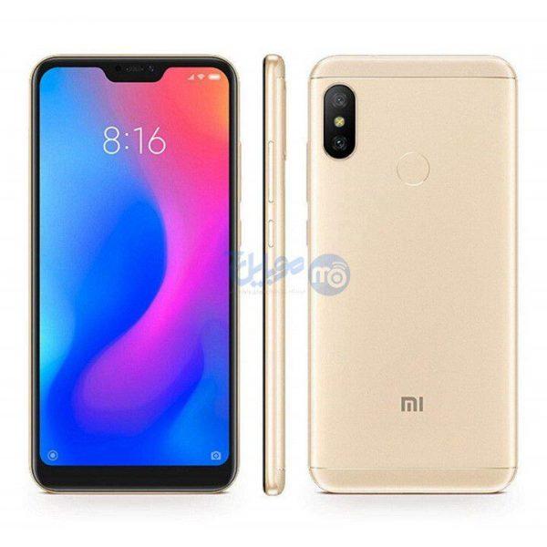Xiaomi Mi A2 Lite 07 600x600 - شیائومی مدل Mi A2 Lite ظرفیت ۳۲ گیگابایت