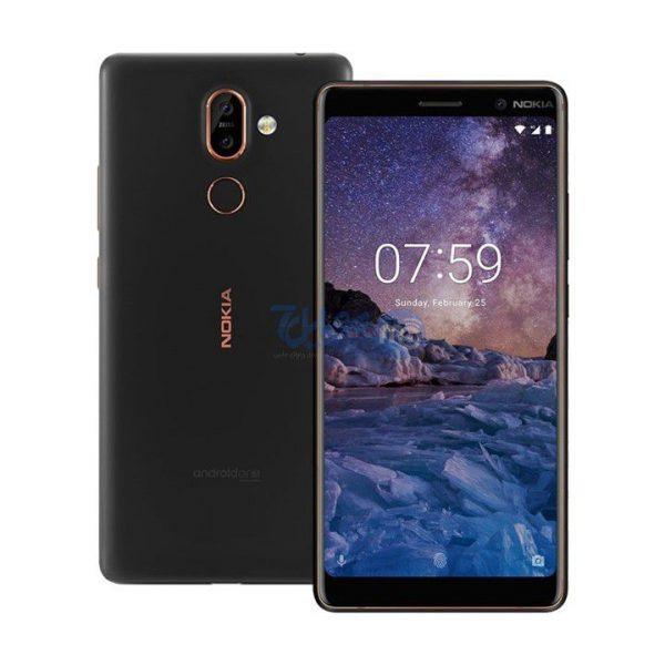 nokia 7 plus 04 600x600 - گوشی موبایل نوکیا ۷ پلاس ظرفیت ۶۴ گیگابایت