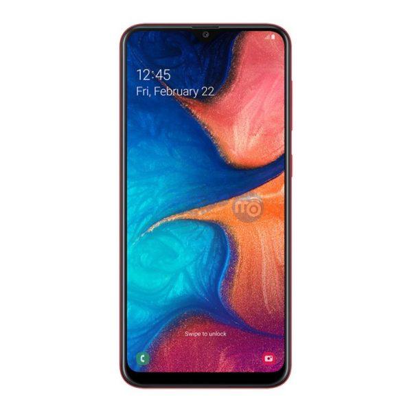 Galaxy A20 02 600x600 - سامسونگ Galaxy A20 ظرفیت 32 گیگابایت
