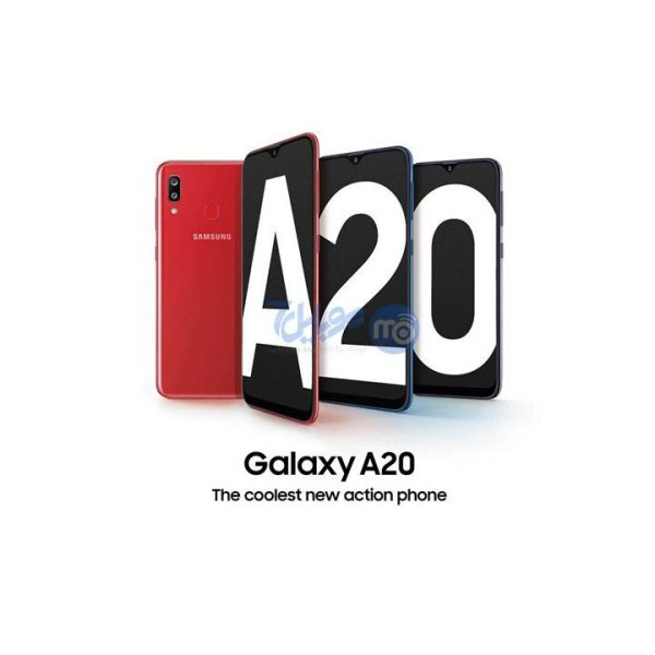 Slide8 600x600 - سامسونگ Galaxy A20 ظرفیت 32 گیگابایت