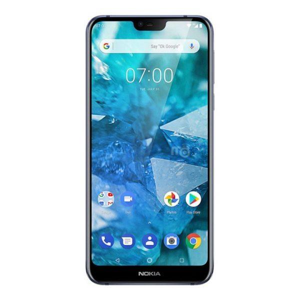 NOKIA 7.1 02 600x600 - گوشی موبایل نوکیا مدل 7.1