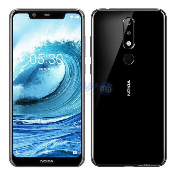 گوشی موبایل نوکیا مدل ۵٫۱ پلاس