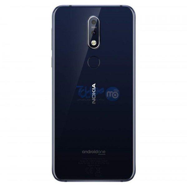 nokia 7.1 14 600x600 - گوشی موبایل نوکیا مدل 7.1