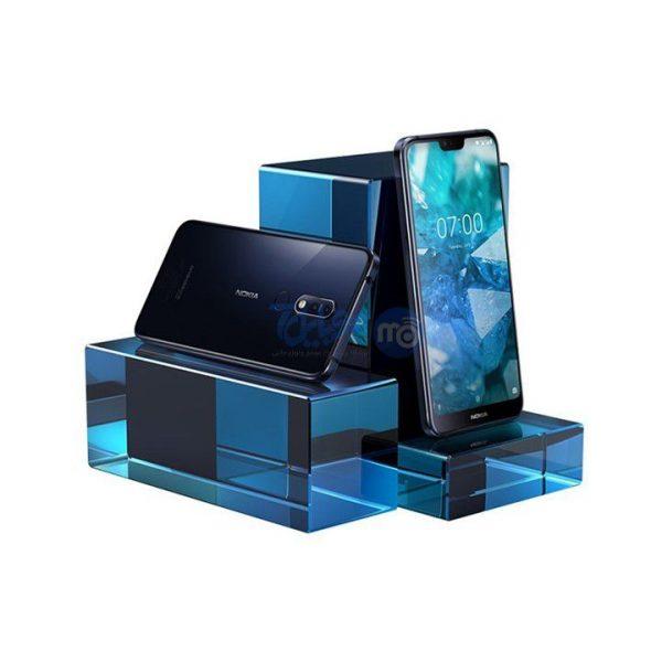 nokia 7.1 17 600x600 - گوشی موبایل نوکیا مدل 7.1