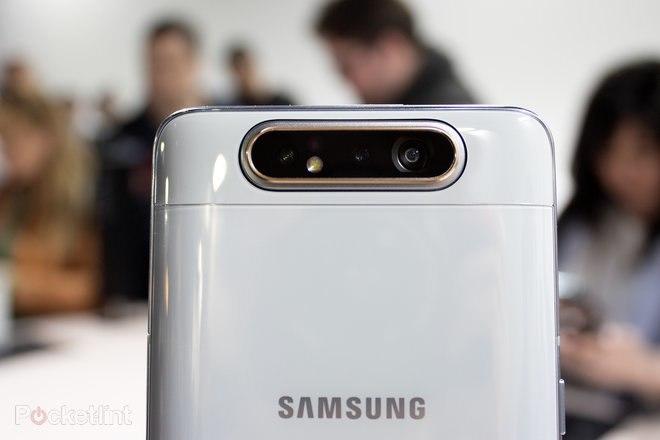 34355 1 - بررسی تلفن هوشمند Galaxy A80 سامسونگ
