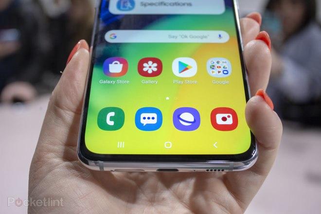 45646 - بررسی تلفن هوشمند Galaxy A80 سامسونگ