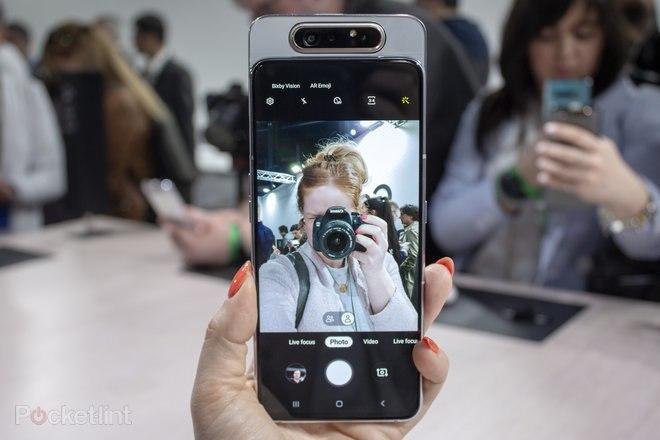 666 1 - بررسی تلفن هوشمند Galaxy A80 سامسونگ