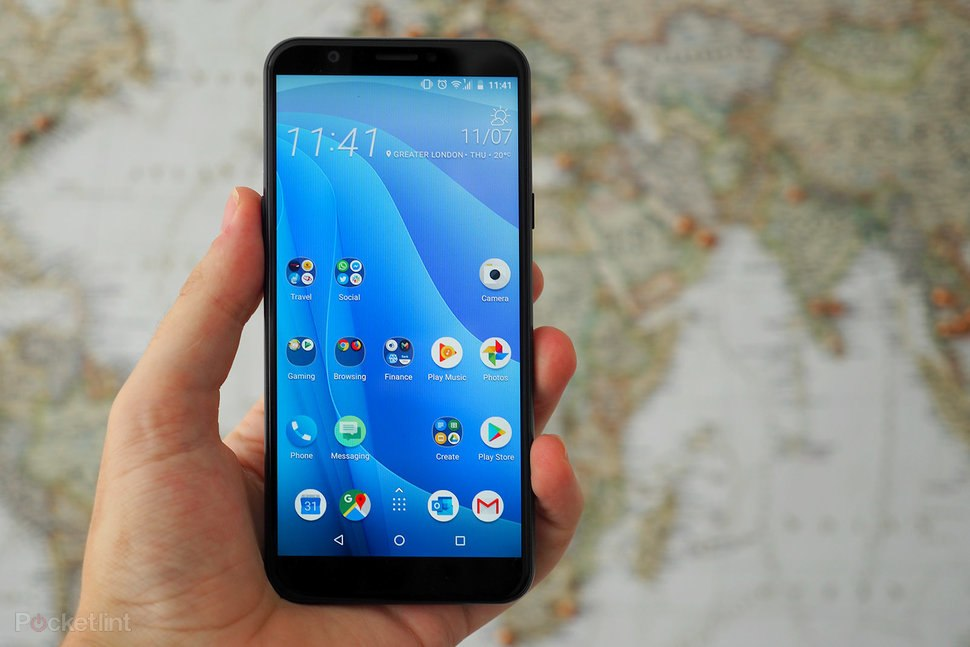 148622 phones review htc desire 12s review image1 hvwgnzesrr - بررسی تلفن هوشمند اچ تی سی Desire 12S