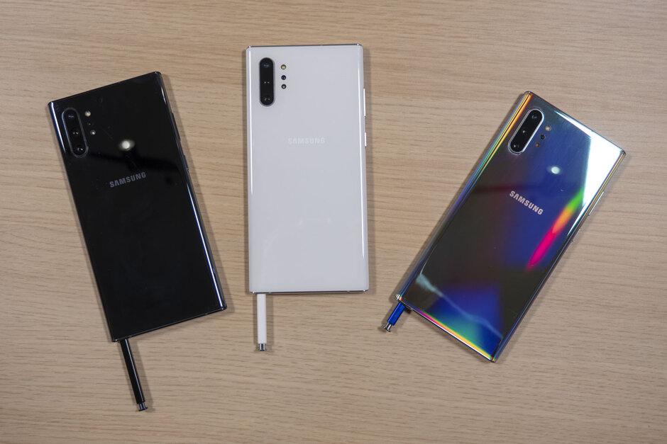 galaxy note 10 colors s pen.JPG - گلکسی نوت 10 پرچمدار منحصربفرد سامسونگ معرفی شد