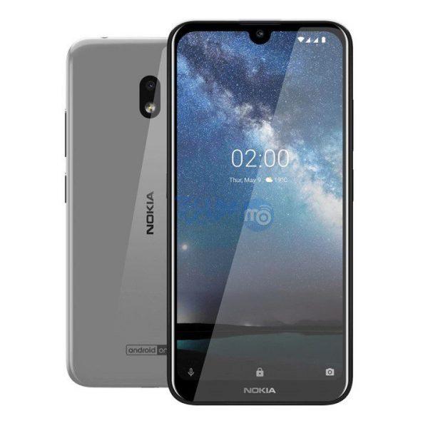 nokia 2.2 03 600x600 - گوشی موبایل نوکیا 2.2 ظرفیت 16 گیگابایت