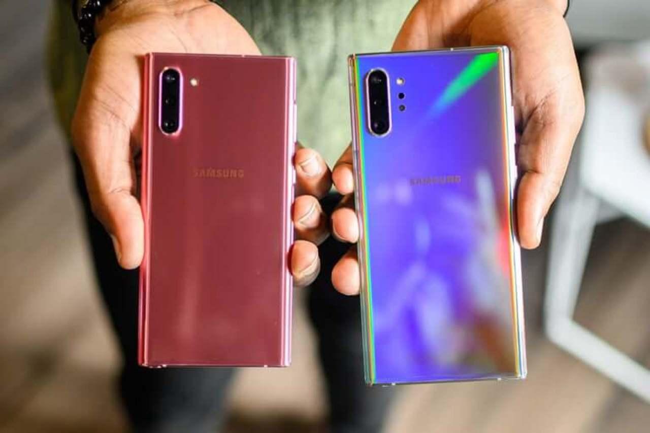 موبایل Galaxy note 10 plus - بررسی گوشی موبایل Galaxy note 10 plus