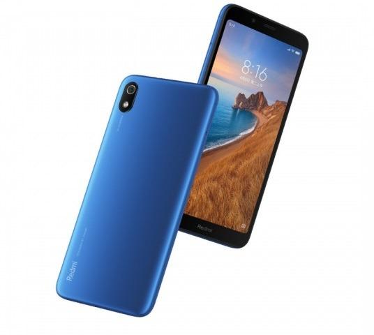 گوشی موبایل شیائومی REDMI 7A ظرفیت ۱۶گیگابایت