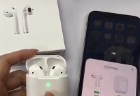 Apple AirPods 2 Headphones6