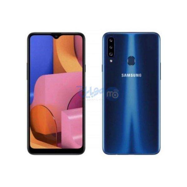 سامسونگ مدل Galaxy A20s ظرفیت ۳۲ گیگابایت
