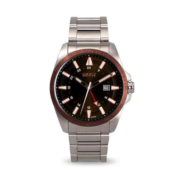 ساعت مچی اورجینال تراست مدل G456LRL