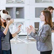 عینک واقعیت مجازی htc vive focus سفید