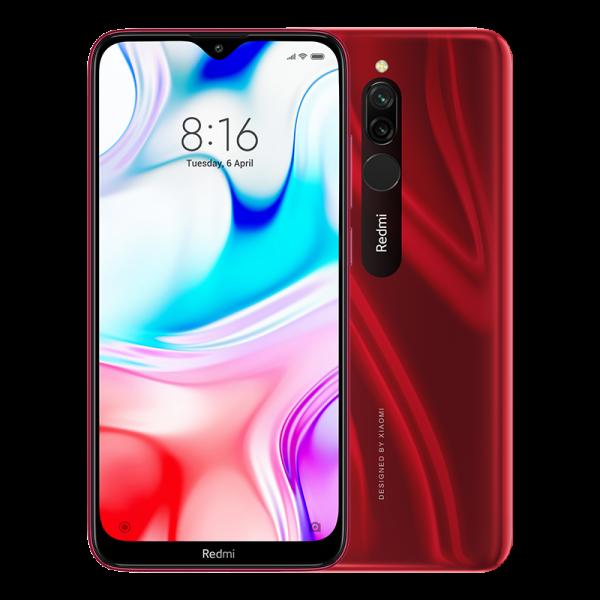 گوشی موبایل شیائومی مدل Redmi 8 ظرفیت 64 گیگابایت (پک و رام گلوبال)