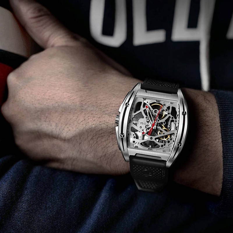 هوشمند شیائومی مدل MI CIGA Z - طراحی فوق العاده ی ساعت هوشمند شیائومی مدل MI CIGA Z