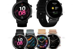 ساعت هوشمند هوآوی مدل HUAWEI WATCH GT 2