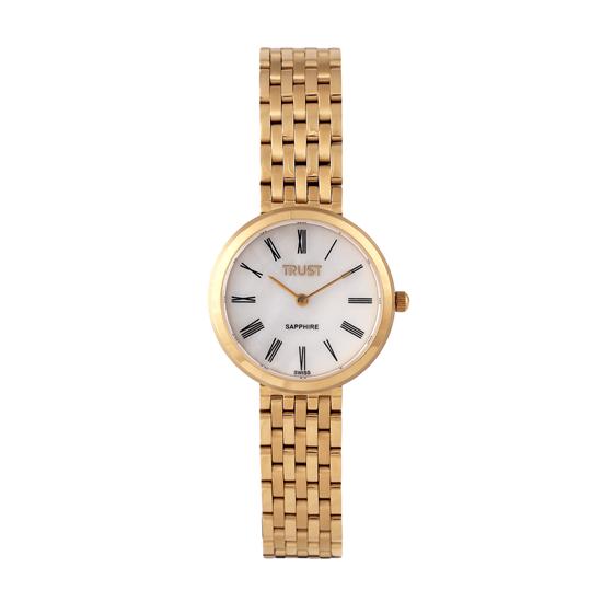 ساعت مچی اورجینال تراست مدل L405-21GSSW