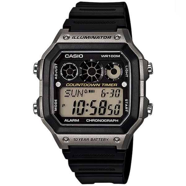 ساعت مچی اورجینال کاسیو مدل AE-1300WH-8AVDF