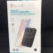 پاور بانک (f1) wireless DEVIA 10,000 mah