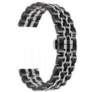 رنگ جدید بند فلزی مناسب برای اپل و واچ (f1) 7 bead band 42/44 mm