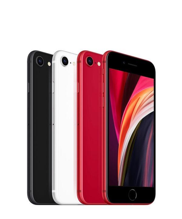 گوشی موبایل اپل مدل iPhone SE 2020 ظرفیت ۱۲۸ گیگابایت
