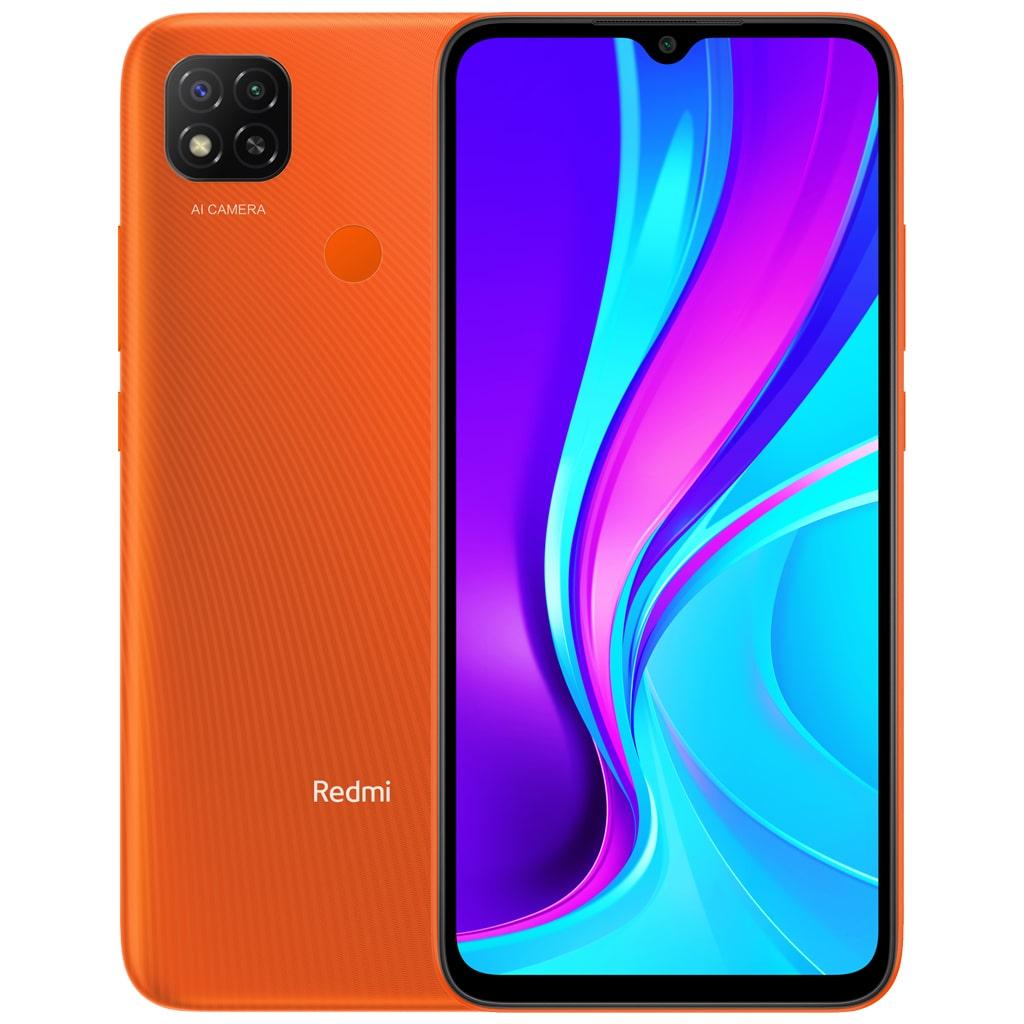 موبایل شیائومی مدل Redmi - ویژگی های گوشی موبایل شیائومی مدل Redmi 9C