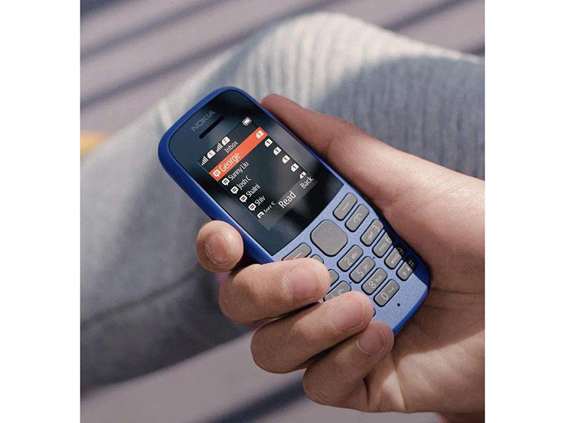 نوکیا مدل 105 - طراحی جالب و قدیمی گوشی نوکیا مدل 105
