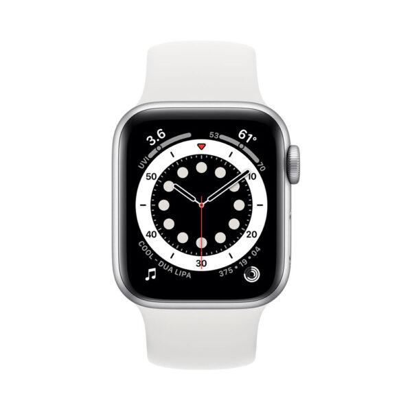 ساعت هوشمند اپل واچ مدل 44mm Series 6 Aluminum