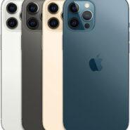 گوشی اپل Iphone 12pro ظرفیت 256گیگابایت