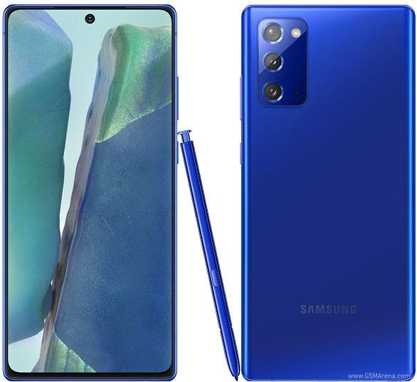 گوشی موبایل سامسونگ galaxy note20 256g 4G