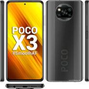 گوشی شیائومی Poco X3 128g Ram6 NFC