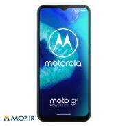 گوشی موبایل موتورولا مدل G8 Power Lite ظرفیت ۶۴ گیگابایت