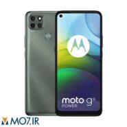 موبایل موتورولا مدل Moto G9 Power دو سیم کارت ظرفیت 128 گیگابایت